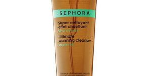Sephora Ultimate Warming Cleanser, 125ml