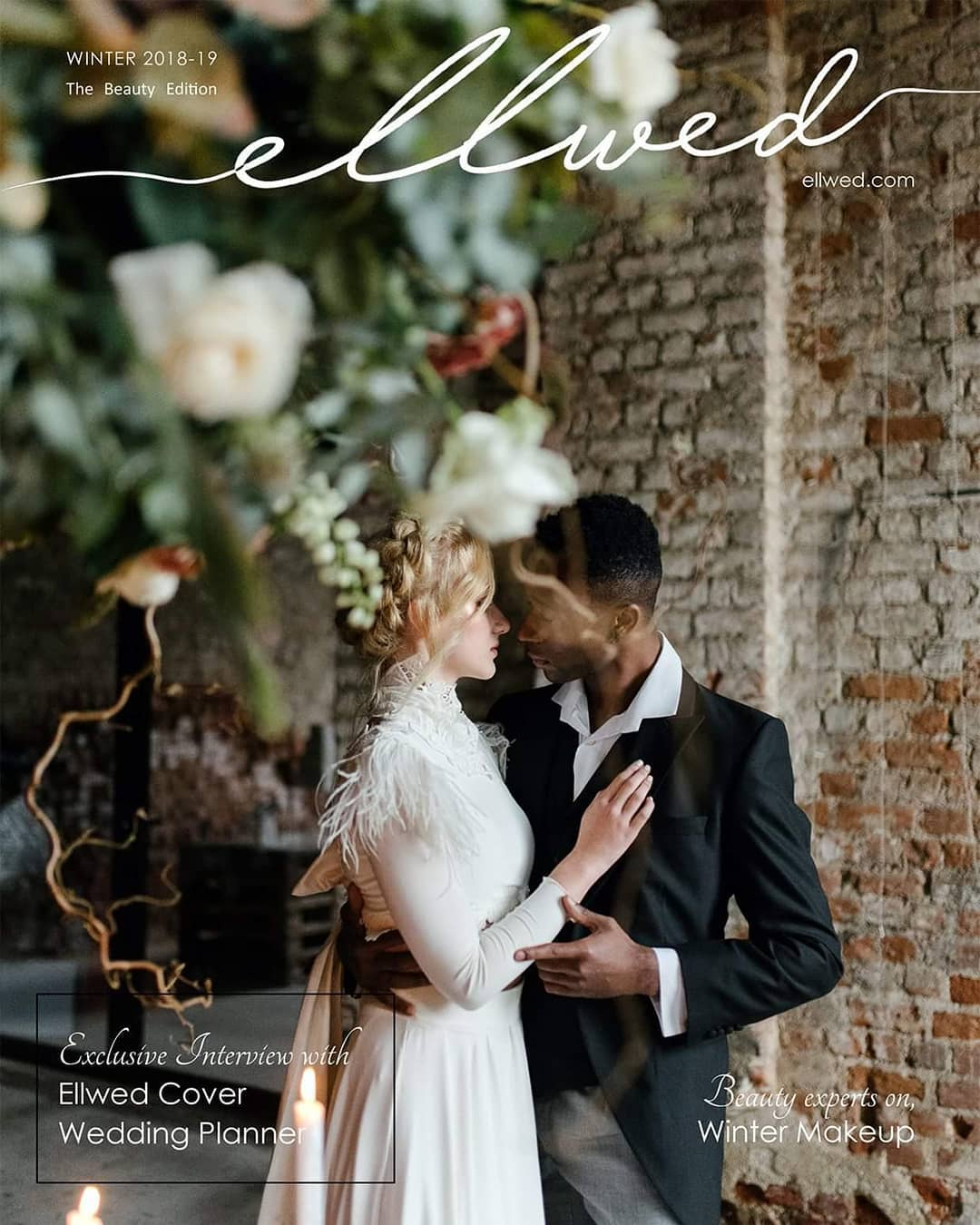 EllWed Magazine Winter 2018-19 issue