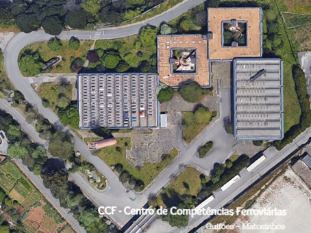 Portuguese Railway Competence Center - CCF, has received Government aproval !