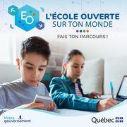 Nouveau site École Ouverte