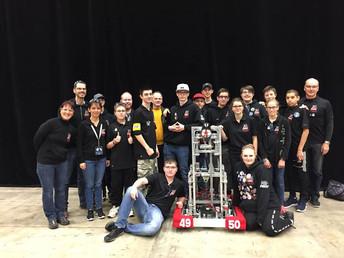 Compétition de robotique FIRST