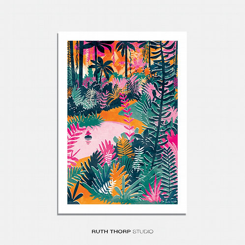 Paradise Found by Ruth Thorp