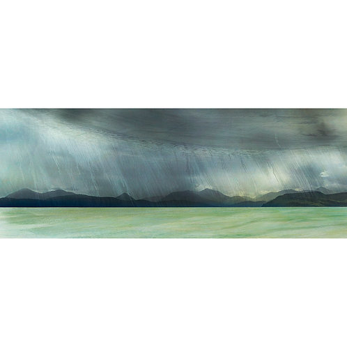 Rainstorm, Isle of Skye by Cath Waters