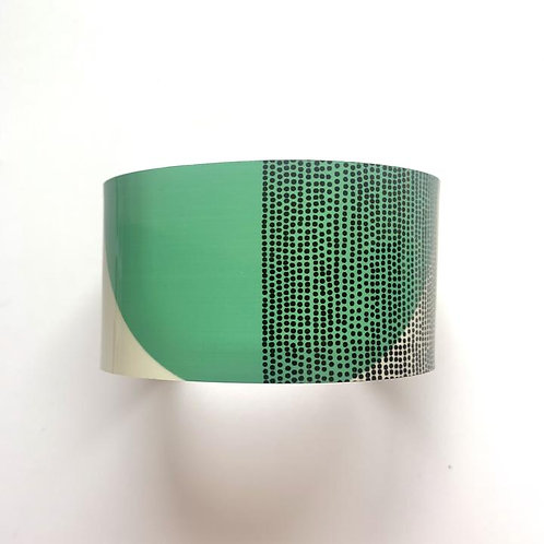 Balance Wide Green by Jenni Douglas