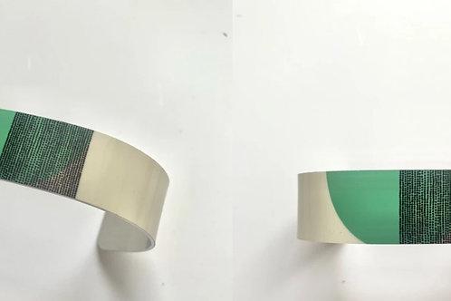 Balance Narrow Green by Jenni Douglas