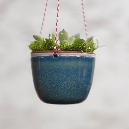 Hanging Planter By Rupert Blamire