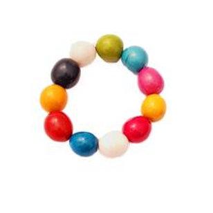 Cluster Bracelet- Multicolour