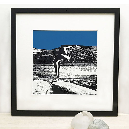 Over the Loch by Denise Huddleston.