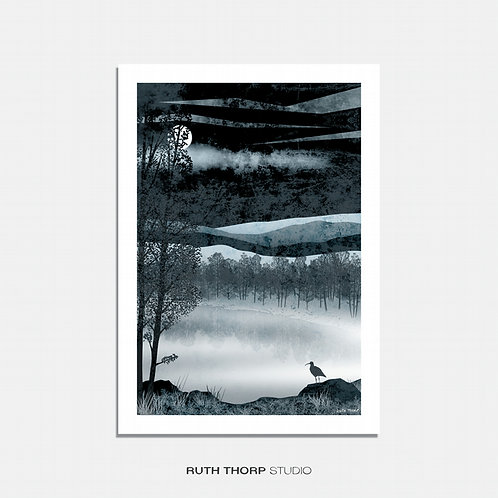 Silver Loch by Ruth Thorp