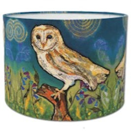 Barn Owl 30cm Pendant Fitting
