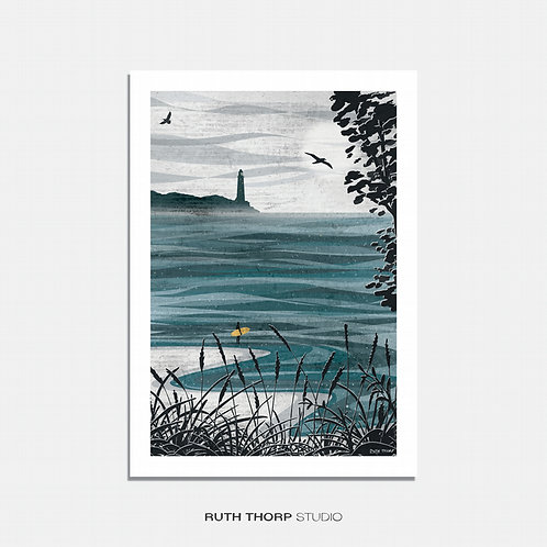 Ocean Calling by Ruth Thorp