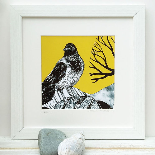 Highland Hoodie by Denise Huddleston.