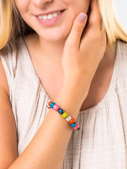 Acai Bracelet- Multicolour