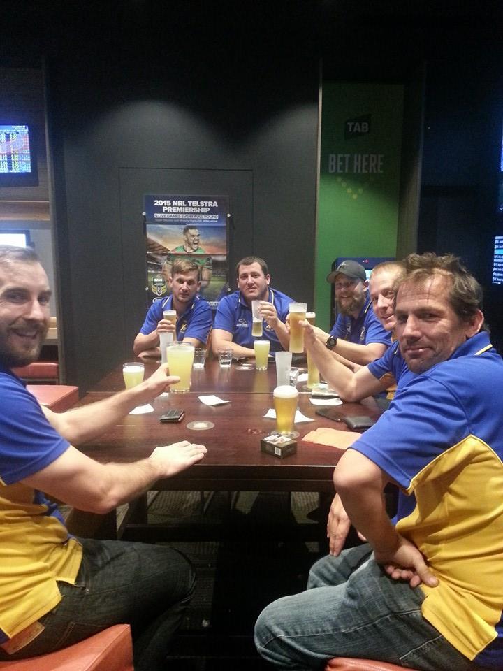 Post Game Beers