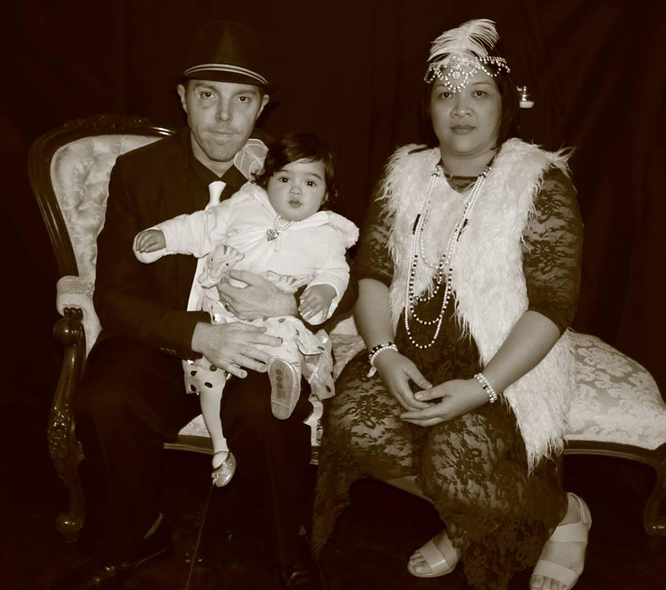 Scott, Tiera & Ava