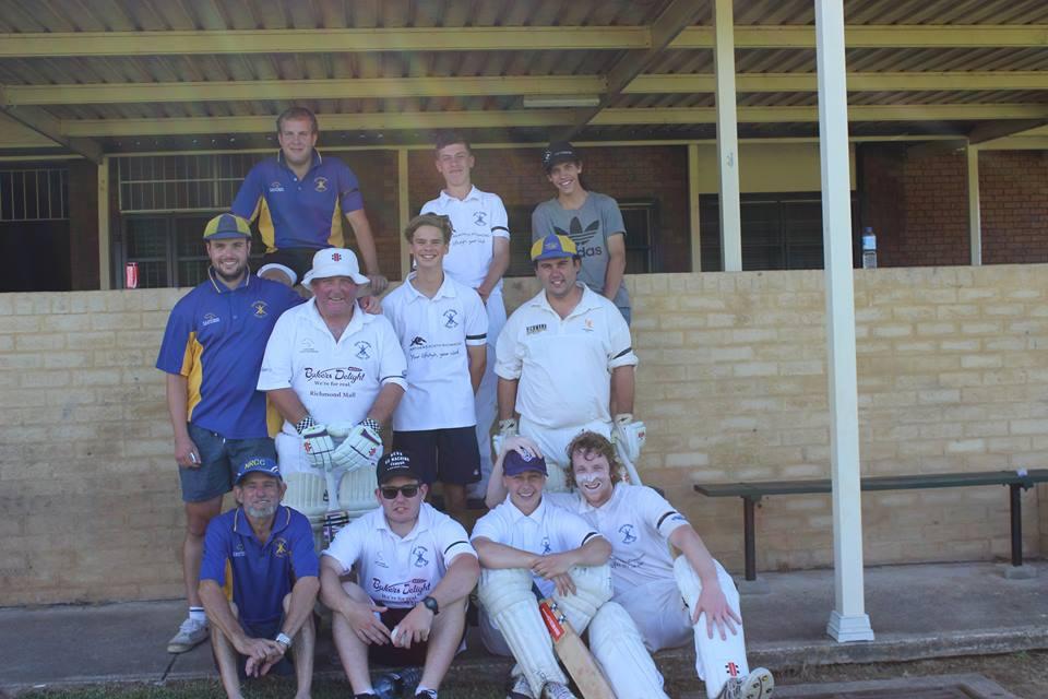 Cricket Team 2015