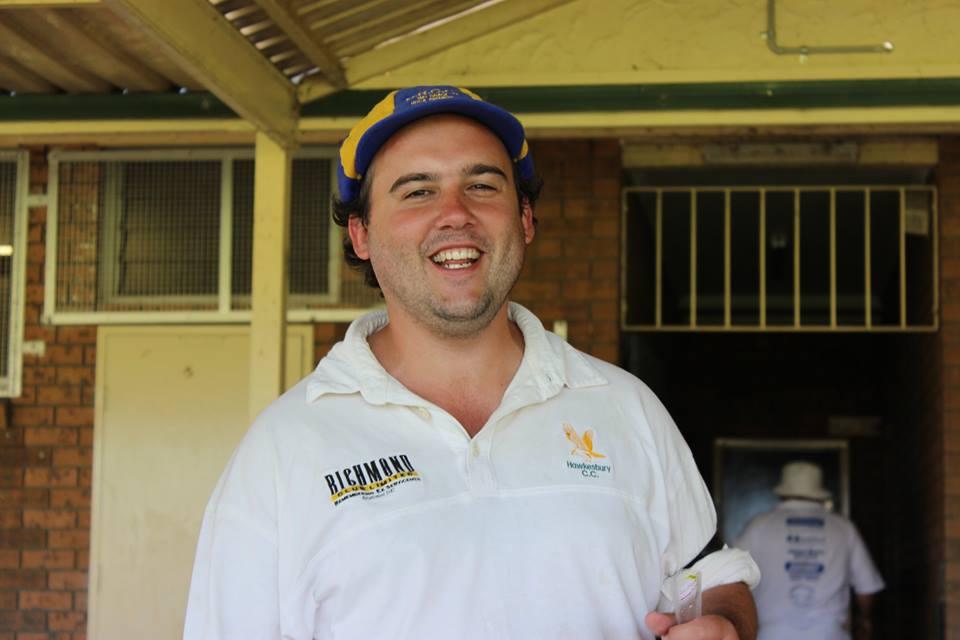 Me At Cricket