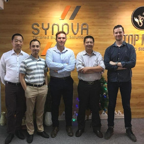 Session with Vitop Media & Synova Solutions