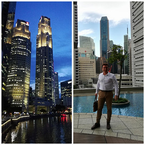 Business trip Singapore, October 2018