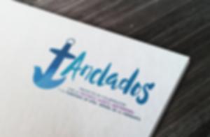 Diseño imagen de marca Proyecto Anclados