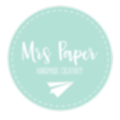 Diseño Logotipo Mrs. Paper - Handmade Creativity