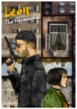 Leon, The Professional Poster