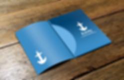 Diseño imagen de marca Proycto Anclados