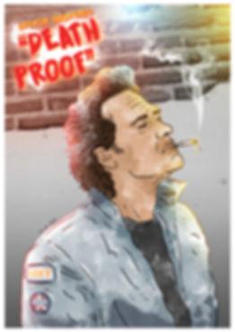 Death Proof Poster Quentin Tarantino