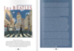 Artículo 'Una España poco preparada para los Beatles'