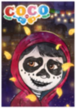 Coco Poster Disney Pixar