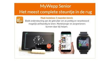 Doe mee aan gebruikersonderzoek MyWepp Senior!