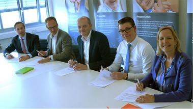 Partijen investeren in zorginnovatie door samenwerking met Cinnovate Technology Centre Almere.