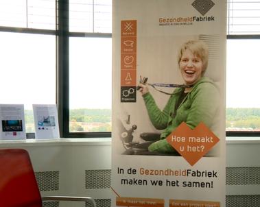 Omroep Flevoland viert 5 jaar GezondheidFabriek