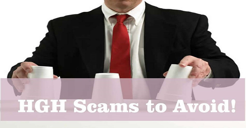 Hgh scams