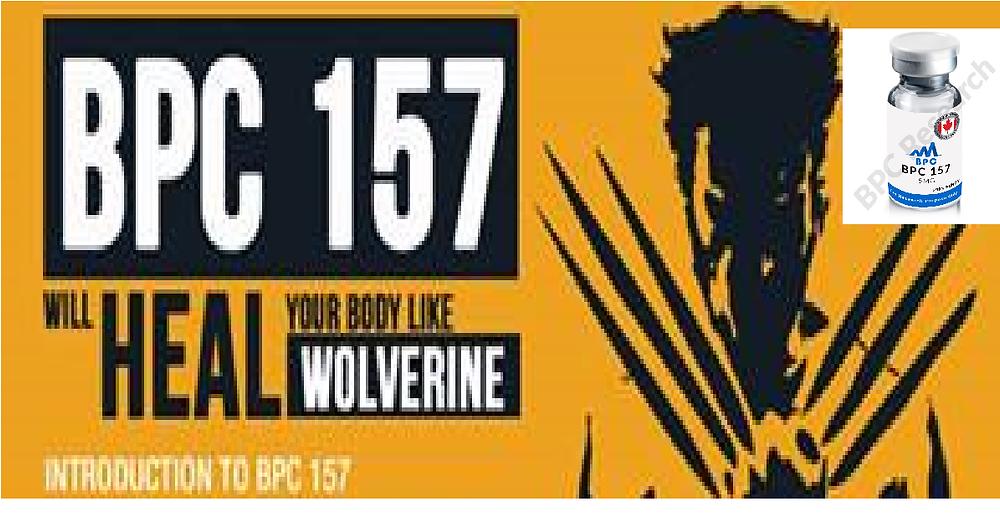 BPC 157 wolverine