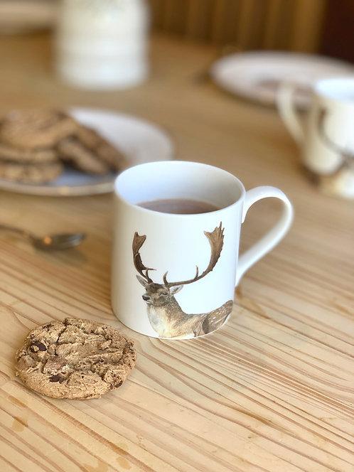 Fallow Buck Mug