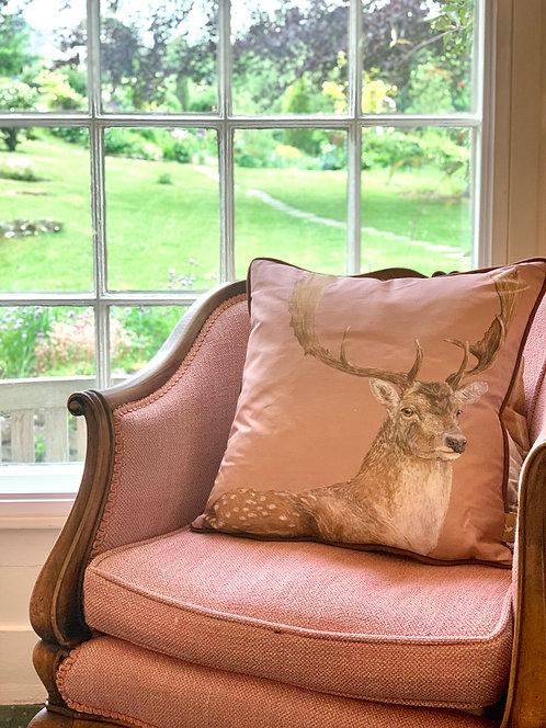 Fallow Deer Cushion