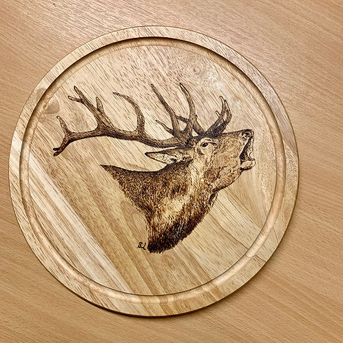 Red Stag Roaring Cheese Board