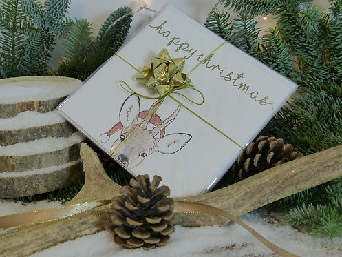 Christmas Cards Set of Six