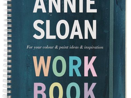 """Annie Sloan Work Book"""