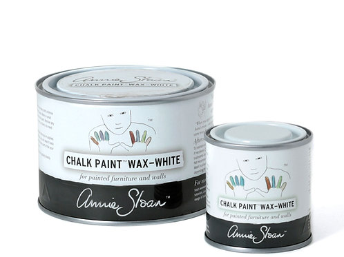 White Chalk Paint® Wax Белый воск