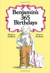 Benjamin's 365 Birthdays Jkt