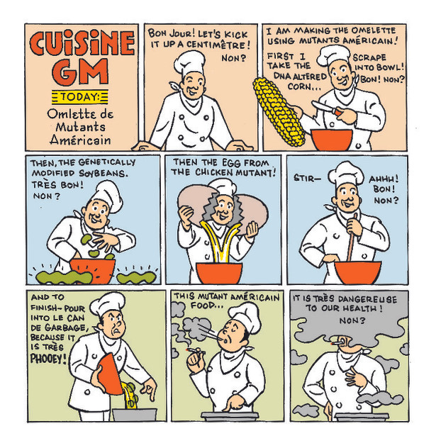 12. NY Times News of the Week GMO