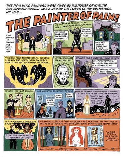 9. Edvard Munch Painter Of Pain