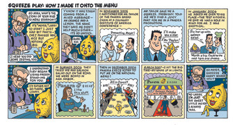 7. NY Times Dining Section