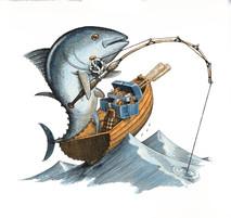 Tuna from Animals Should Definitely Not