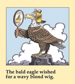 Eagle from If Fishes Had Wishes