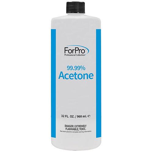 Acetone 99.99% 32oz.