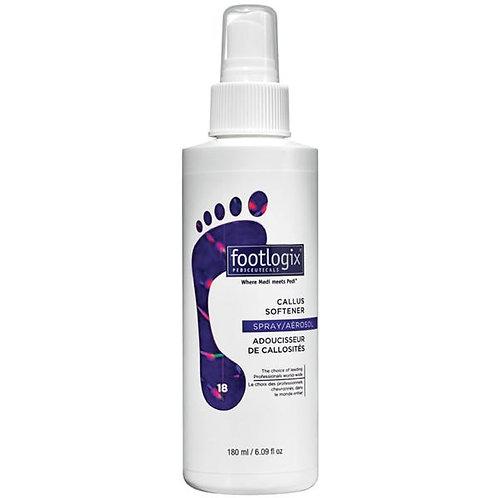 Footlogix Callus Softening Spray 8oz.