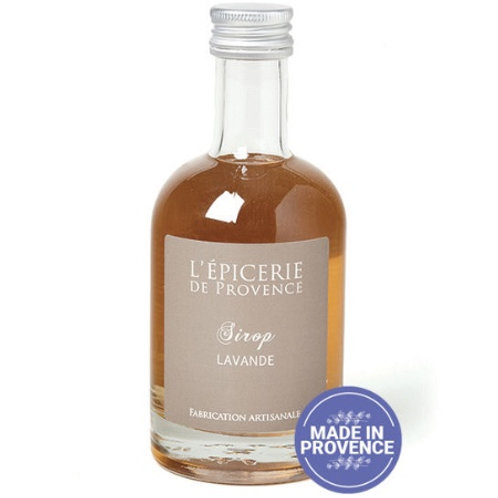 Lavender Flower Syrup from Provence (250 ml)